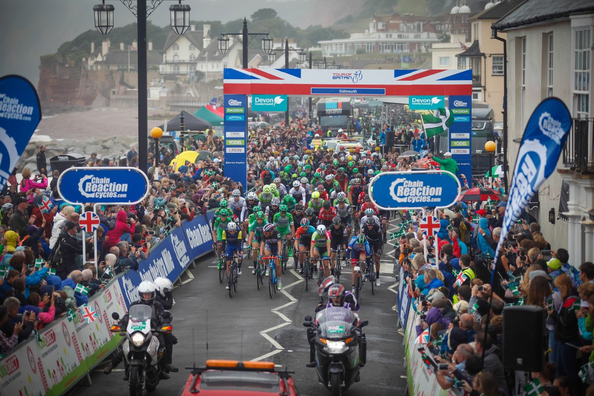 Do you want the ToB to return? If so, let us know! Survey: https://t.co/9e5MQ7Lxdt #WeAreDevon @SWTourofBritain https://t.co/qeOHhgj4BZ