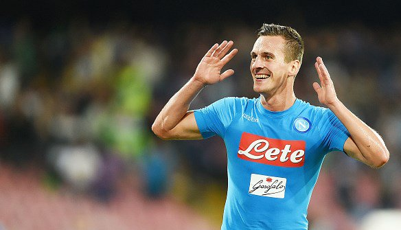 Anticipo Serie A: Napoli-Bologna 3-1 Video Highlights con Milik e Callejon