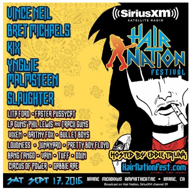 Festival Day!! ������������  @hairnationfest @sundownmf #OC #music #festival #metal #dance https://t.co/41AdiNNHYG