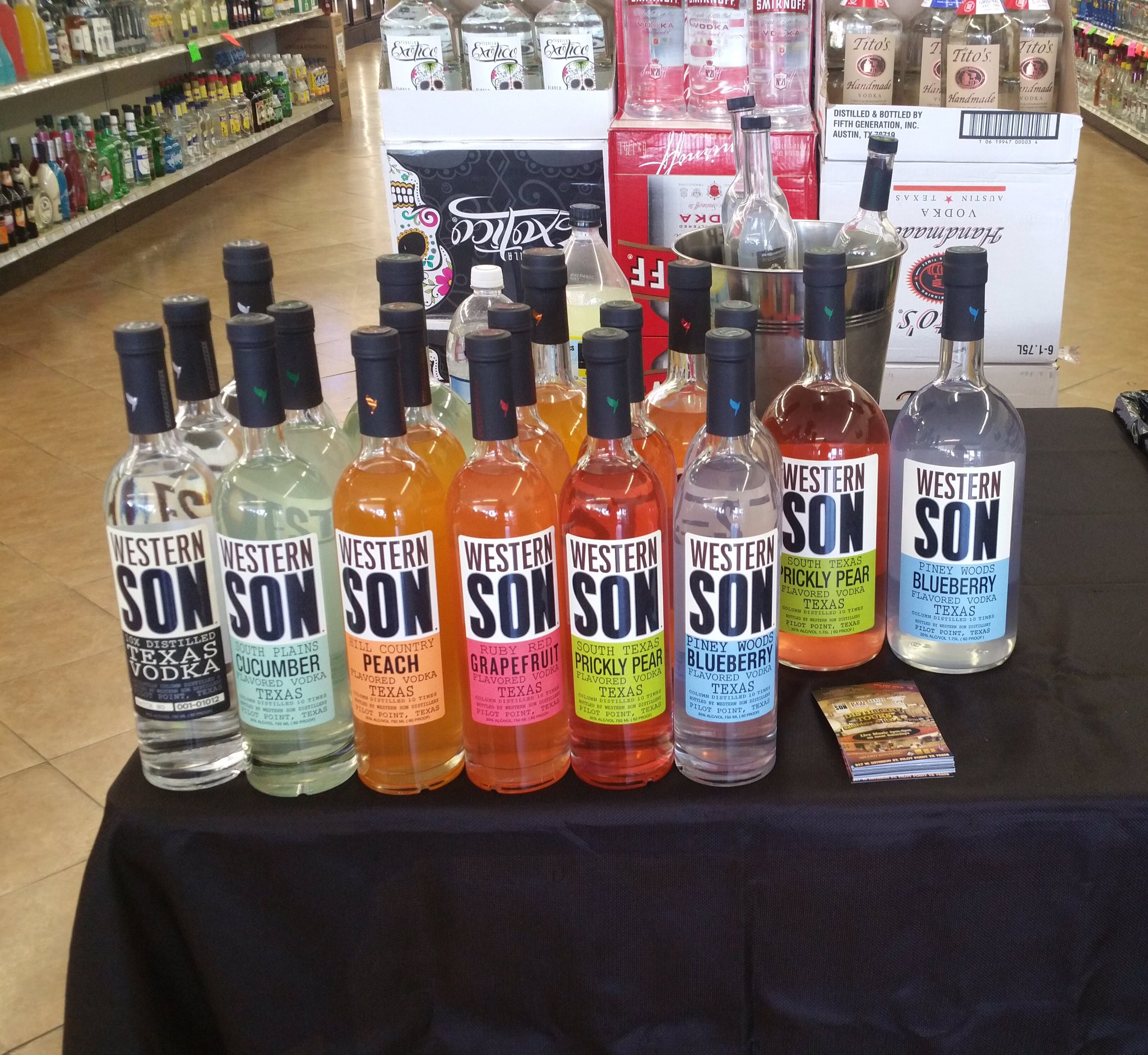 """Western Son Vodka on Twitter """"The whole crew is here We are"""