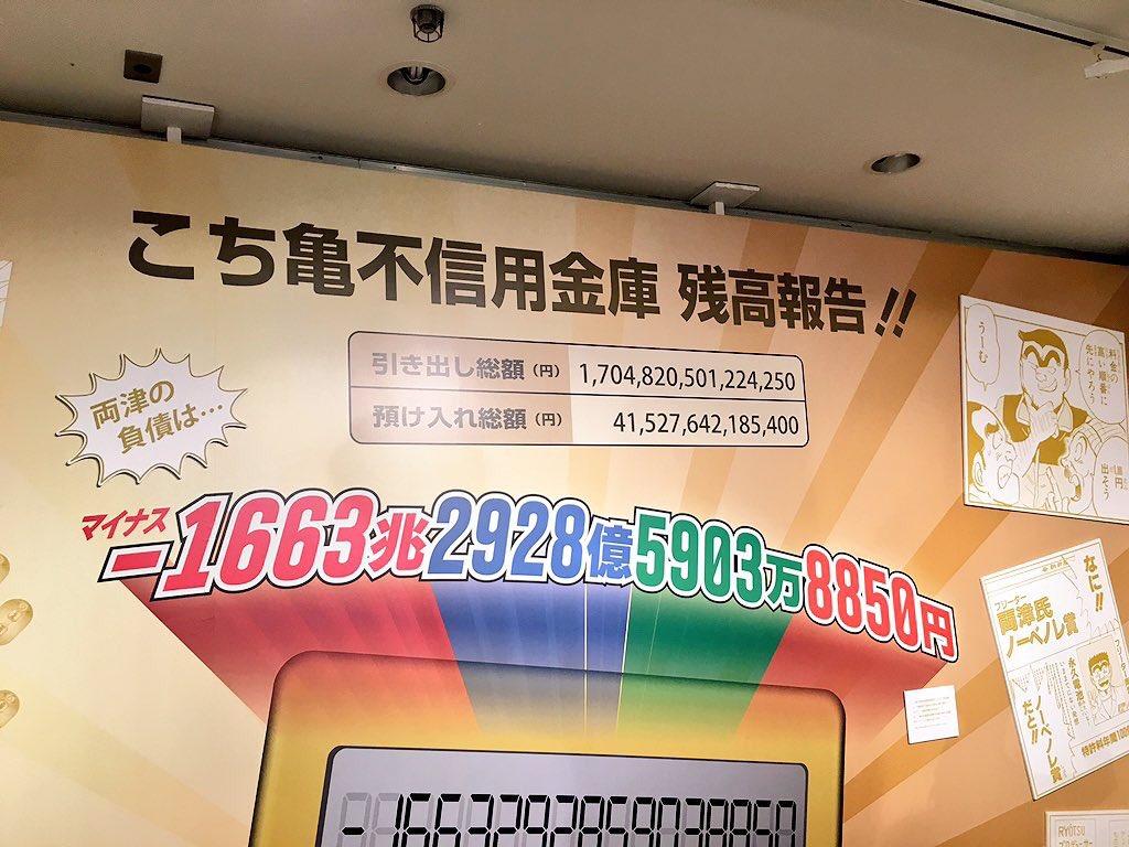 こち亀両さんの借金総額がヤバ過ぎるw日本沈没するだろコレ! | 話題の ...