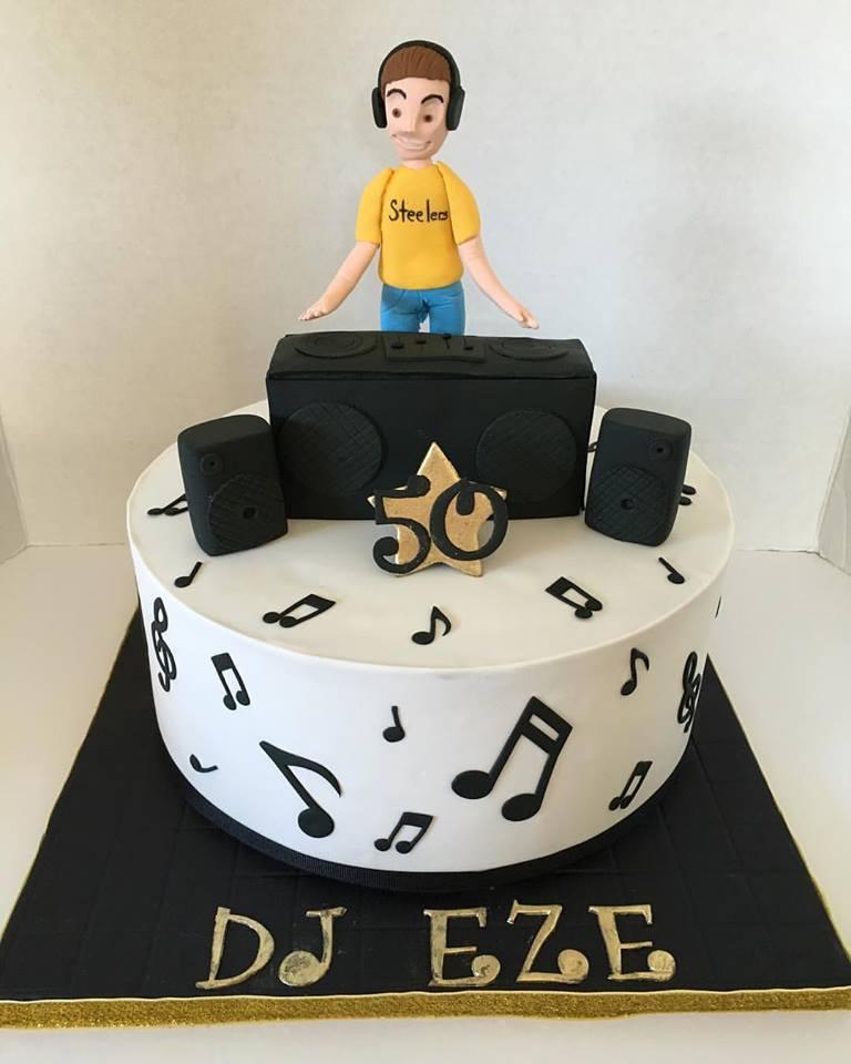 Jays Cakes Sweets On Twitter Dj Cake Jayscakesnsweets Nycakes