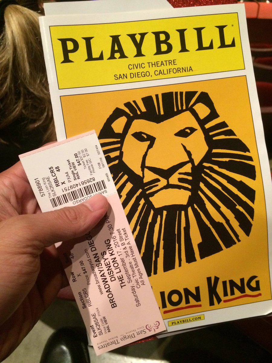 Yoshi Sudarso On Twitter Last Minute Date Watching Lion King