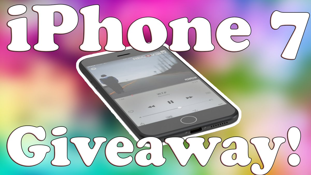 Iphone 7 plus giveaway legit