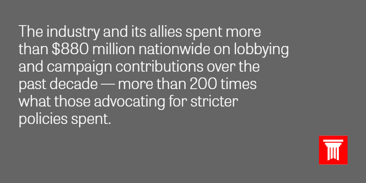 New @AP/@Publici investigation finds opioid industry battled painkiller limits: https://t.co/ppF7khp9wi https://t.co/GuObL4R2ia