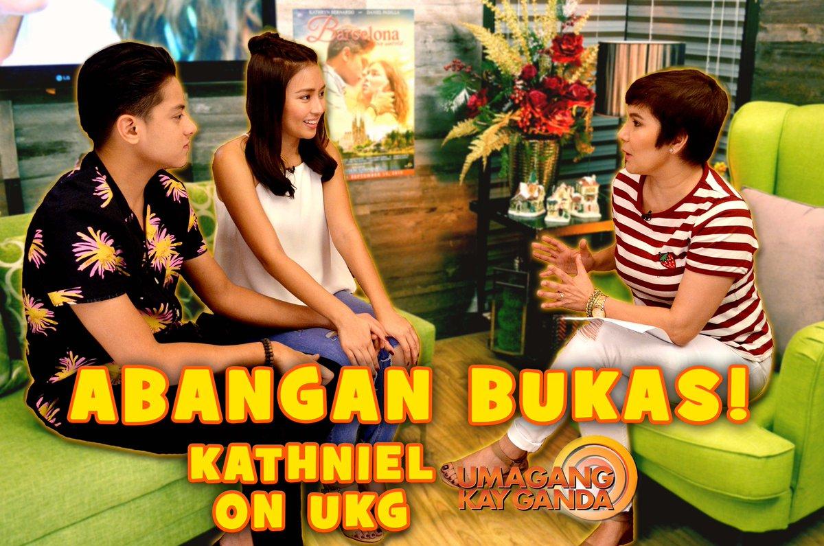 Mga Kapamilya, Abangan po bukas ang interview ni Chang Amy with KathNiel