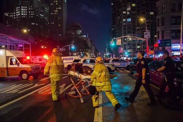New York Explosion: No Terrorist Connection?