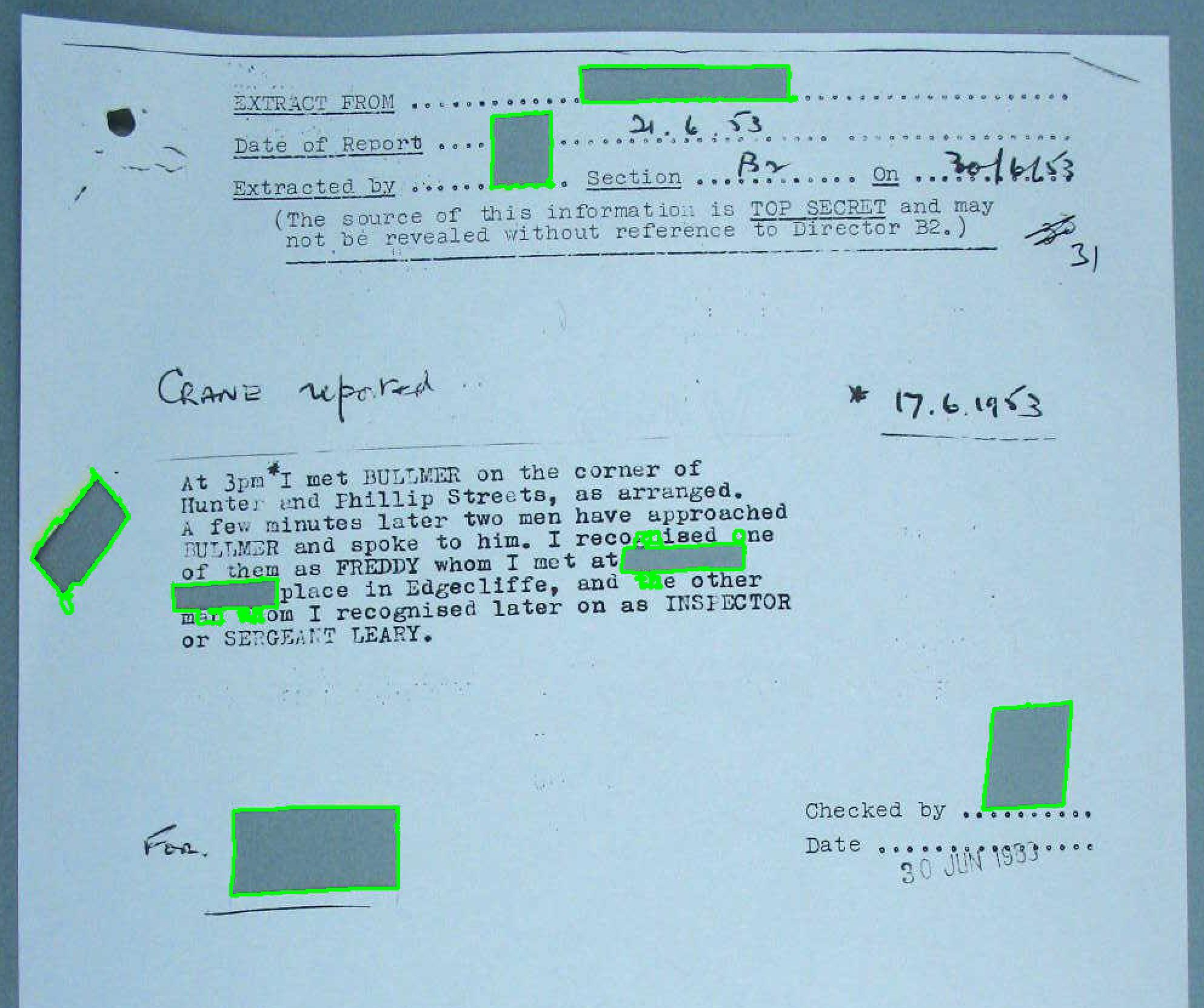 Some redactions in @naagovau ASIO files are cut out of the page instead of blacked out. Think I'm finding them now. https://t.co/3XGLaCTQkg