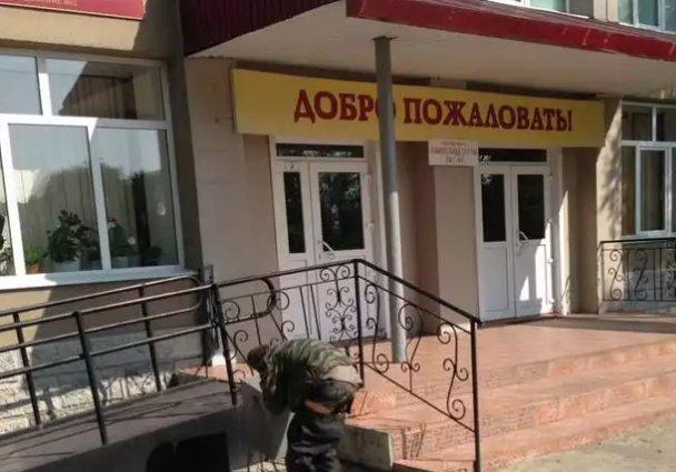 В Симферополе избиратели голосуют в автобусах - Цензор.НЕТ 1664