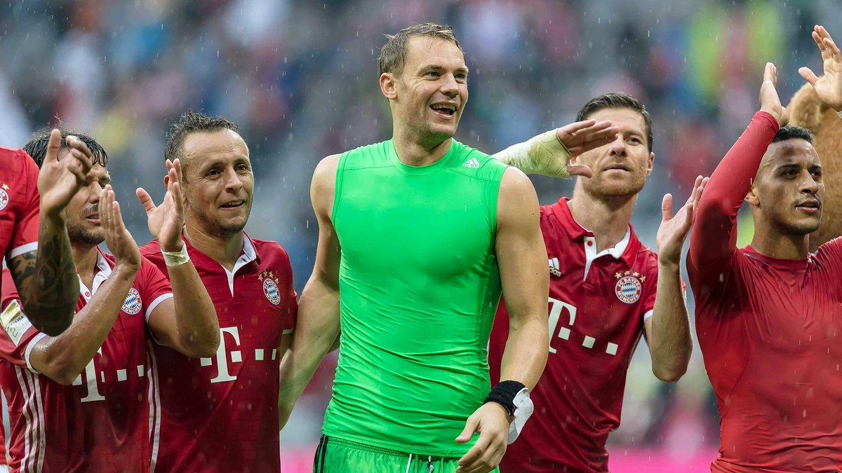 Fc Bayern München On Twitter Der Beste Torhüter Der Welt