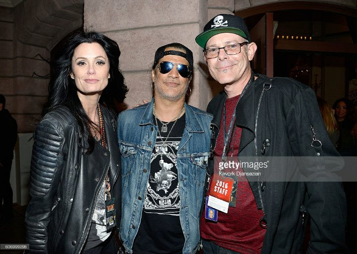 "Slash Army Spain on Twitter: ""Slash, Meegan and their ..."