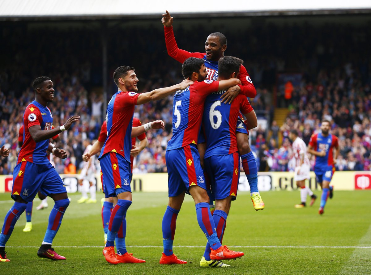 Video: Crystal Palace vs Stoke City