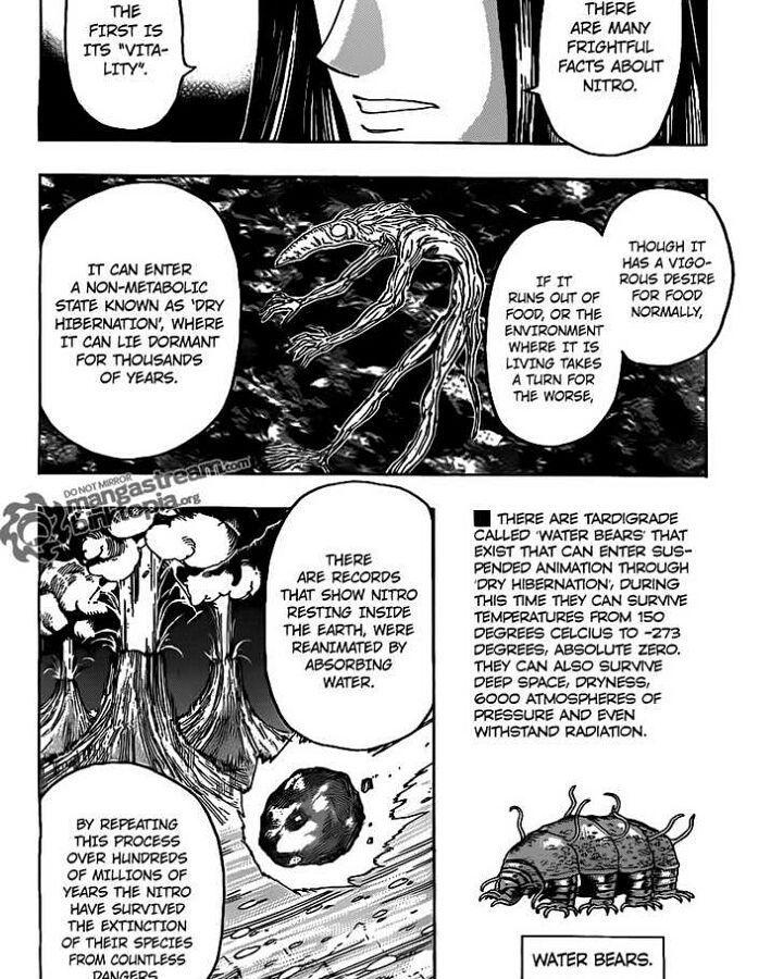 "Torikomangascenes On Twitter: ""What A Creature #nitro"