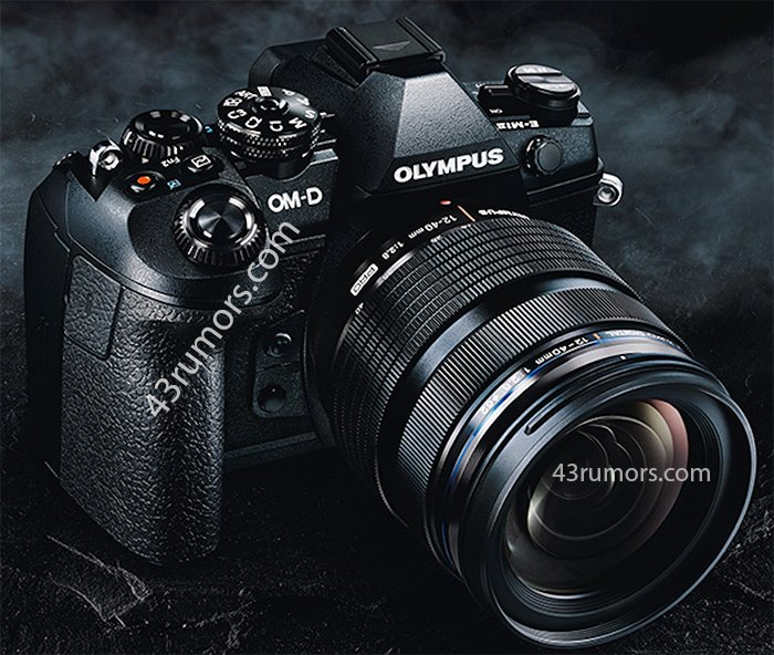 (FT5) First image of the new Olypus E-M1II leaked! https://t.co/MNYllEBIAo https://t.co/hKiARaJtiZ