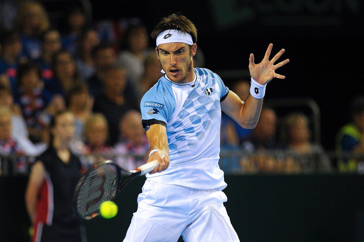 Leo Mayer - Davis - Daviscup.com