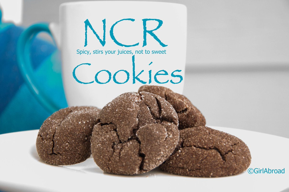 #NCRcookies for when you're craving something decadent, spicy & w/ chocolate. https://t.co/dSfknbSkhZ #SundaySupper https://t.co/mEtJjAlD3t