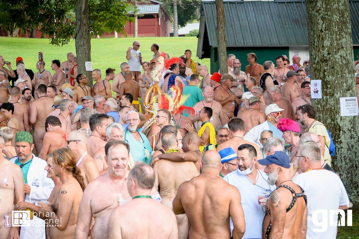 Gay international naturists
