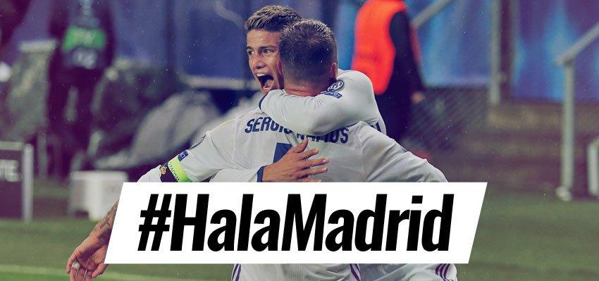 ⏱⚽✅ #RMLiga ¡Arranca el partido ante el @RCDEspanyol!  👏 ¡HASTA EL FINAL, VAMOS REAL! 👏  #HalaMadrid