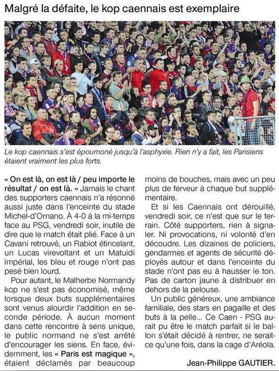 [5e journée de L1] SM Caen 0-6 Paris SG - Page 3 CsqG1zGXEAQk9EU