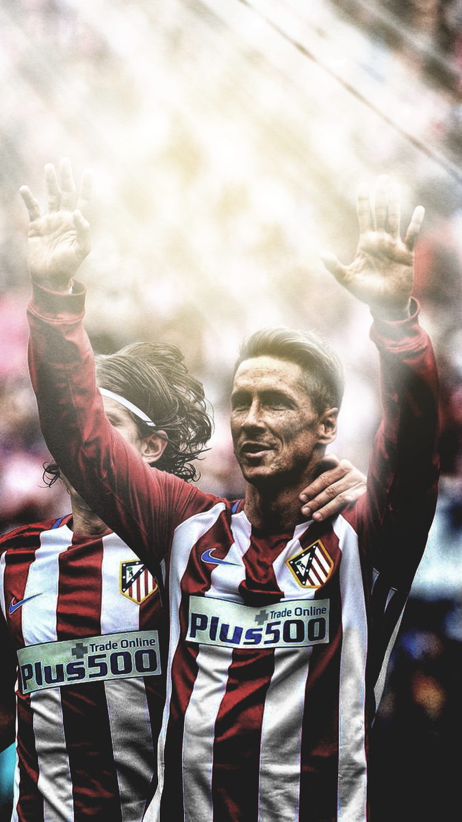 "footy wallpapers on twitter: ""fernando torres iphone wallpaper. rts"