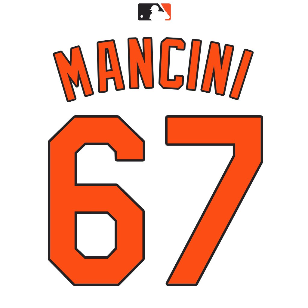 the best attitude b7f8c 324a1 MLB Jersey Numbers on Twitter:
