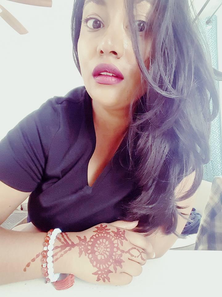 delightful Tabitha Sukhai Part - 7: 12:09 PM - 18 Sep 2016