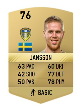 Pontus jansson fifa 18 no champions league in fifa 18