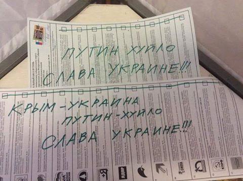 Россия сфальсифицировала списки избирателей в оккупированном Крыму, - Айвазовская - Цензор.НЕТ 8314