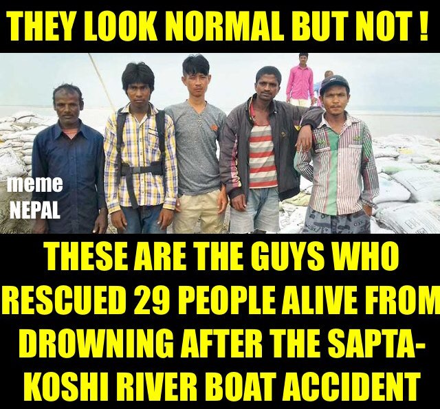 Meme NEPAL On Twitter REAL LIFE HEROES Day Before Yesterday A - 29 real life heroes