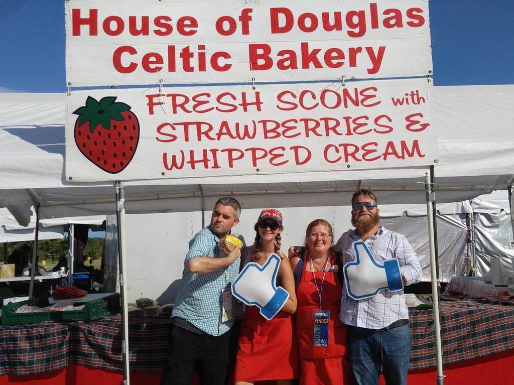 ❤️ if you enjoyed some yummy treats from @houseofdouglasbakery  at #SCOTFEST #SCOTFESTvend… https://t.co/7kjIUSe2IN https://t.co/Jktxuz7Q1b