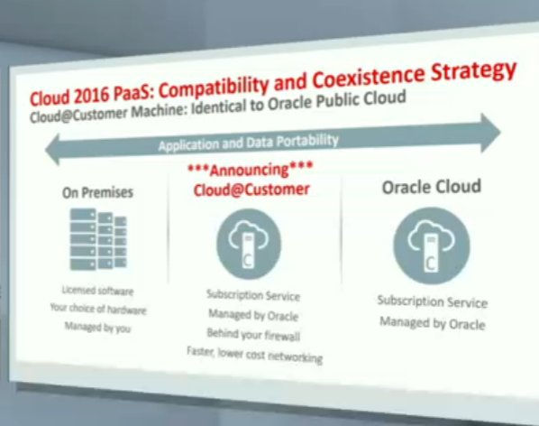Oracle announces IaaS Generation2  What is it and can it