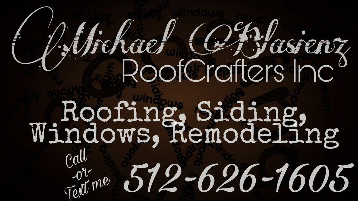RoofCrafters hashtag on Twitter