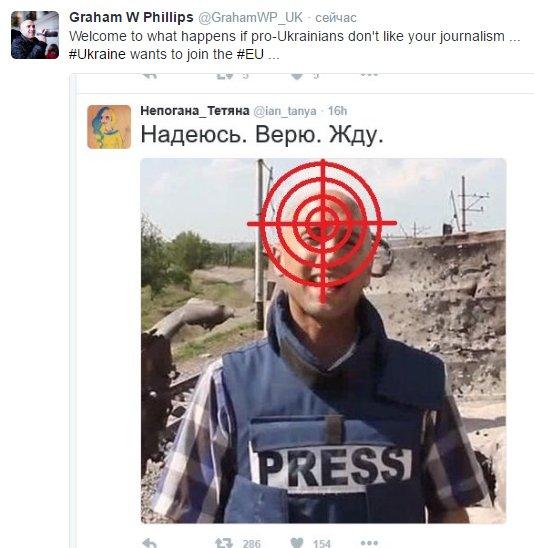 Если Филлипс нарушил украинское законодательство, то украинская власть имеет полномочия его наказать, - посол Великобритании Гоф - Цензор.НЕТ 8006