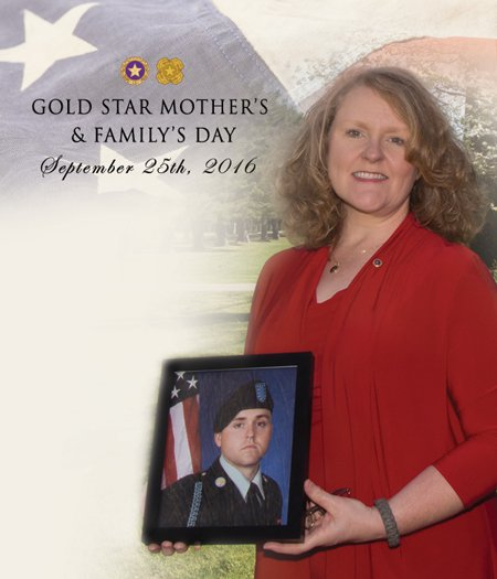 Gold Star Mother's and Family's Day is Sep 25 - a day to honor #goldstarfamilies. Visit https://t.co/YphvHTLI7v https://t.co/7Ilxu4lreX