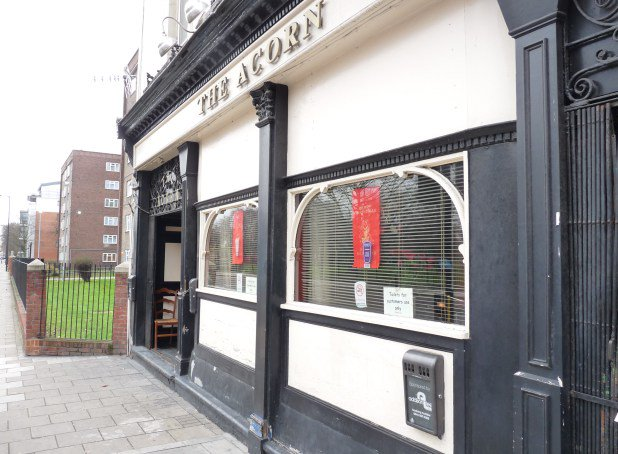 Just another #Hackney property-boom victim? No, to #Haggerston this pub means something https://t.co/c35Mwf6O9m https://t.co/gJurmOHOC3