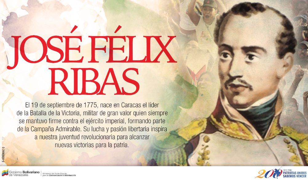 Resultado de imagen para NATALICIO JOSE FELIX RIBAS