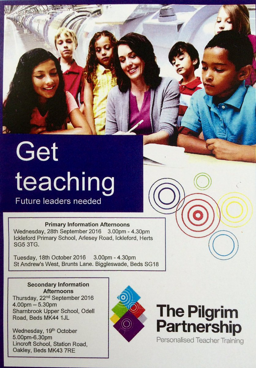pilgrim su on twitter are you interested in becoming a teacher csufikhwgae3p0q jpg