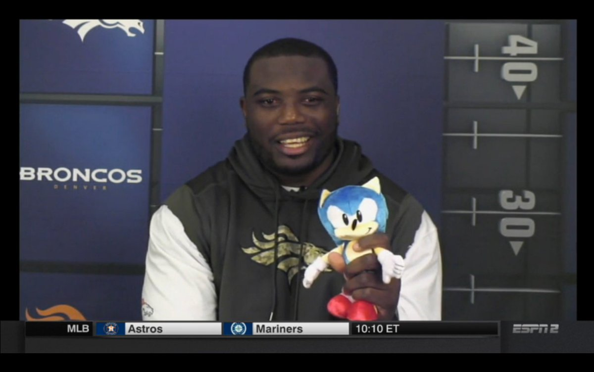 Hey @cjandersonb22 you are like @sonic_hedgehog, very fast, so we traded everyone on our Fantasy team to acquire you https://t.co/TOP5Hg5D5H