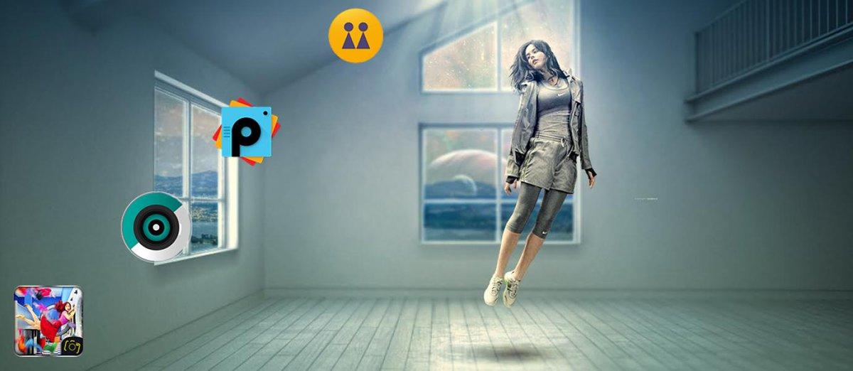 Abah On Twitter 10 Aplikasi Edit Foto Android Paling Keren