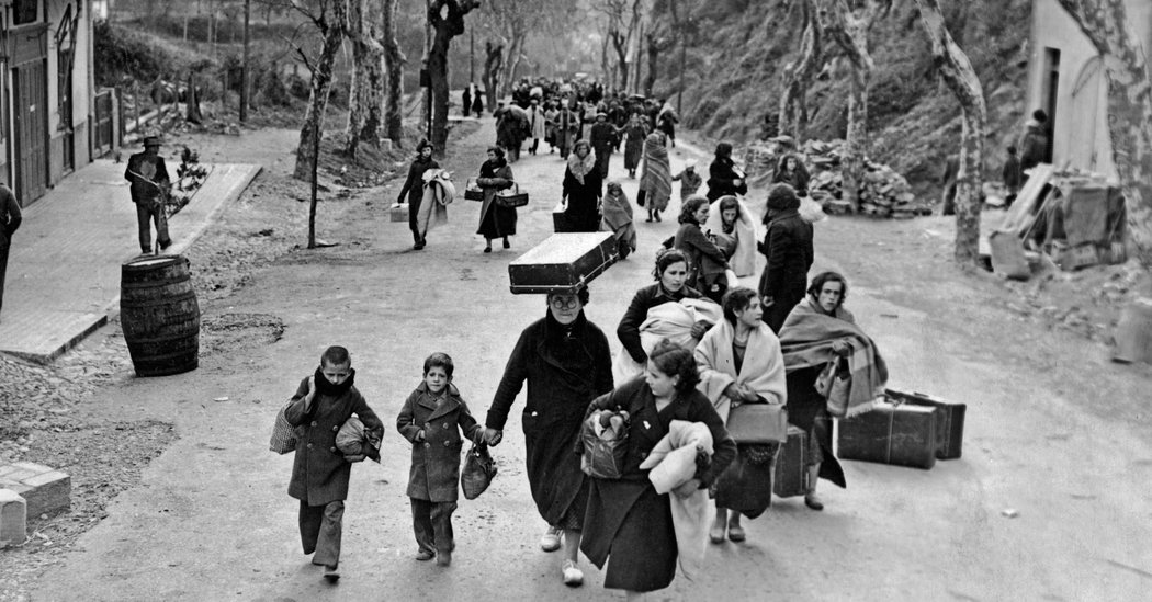 An important article where history parallels present: moral imperative to assist #refugees. https://t.co/RL40ba1PYy https://t.co/OEgmpfAmVK