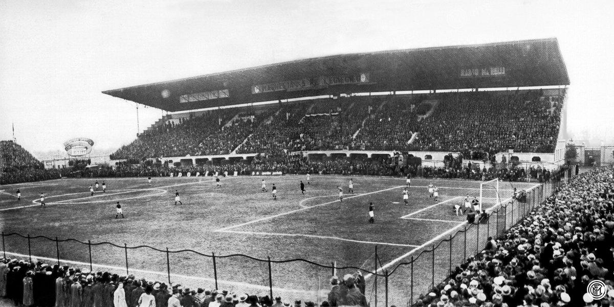 90 anni fa inauguravamo la Scala del Calcio con un'amichevole coi cugini. Indovinate chi ha vinto… 😉
