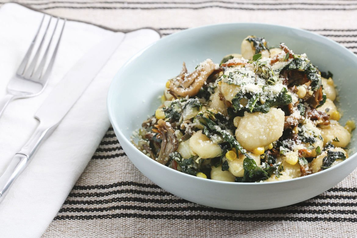 Blue apron gnocchi recipe