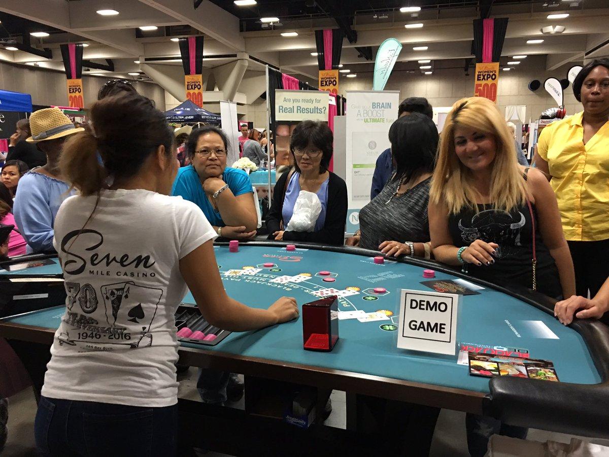 Seven Mile Casino >> Seven Mile Casino On Twitter Ultimate Women S Expo 2016 Seven