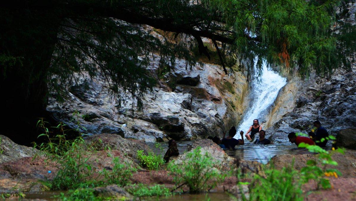 cascada Vado Hondo