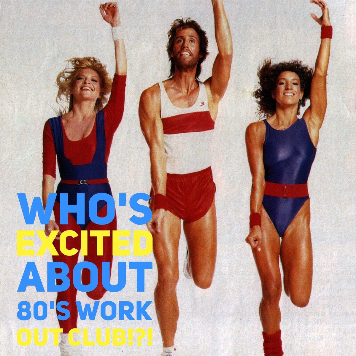 White Rock YoungLife On Twitter Leg WarmersSweat Band 80s