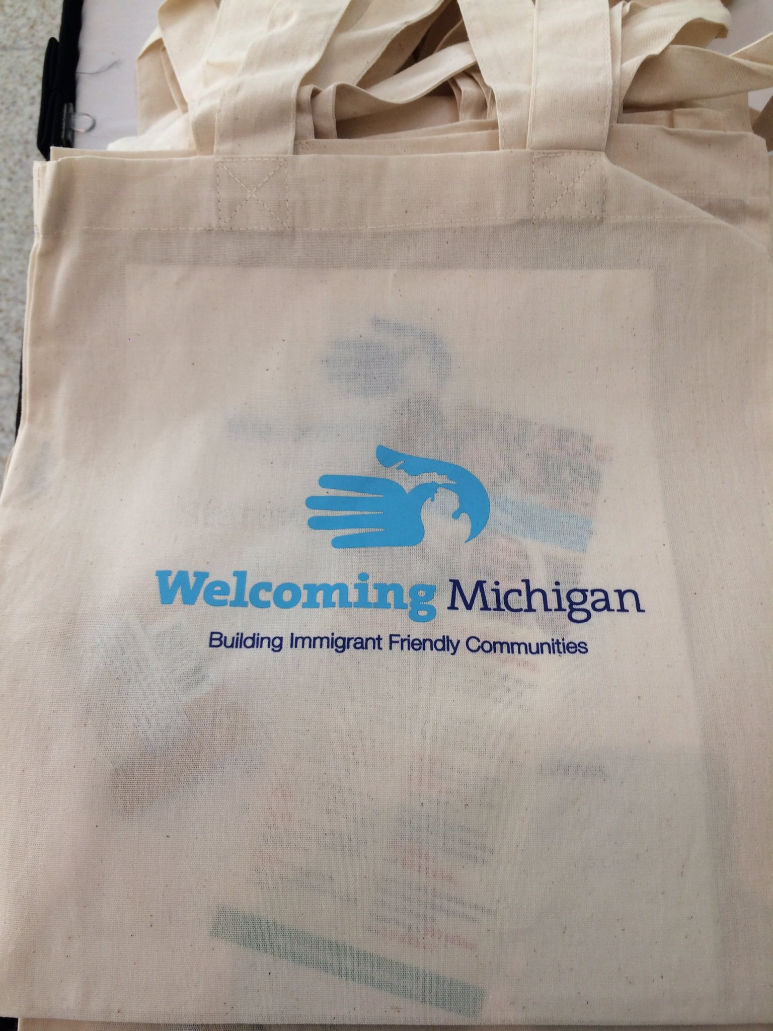 Excited to be @Welcoming_MI today for their third statewide convening to talk about equity and #WeTooSingAmerica. https://t.co/XNGH5GpyuA