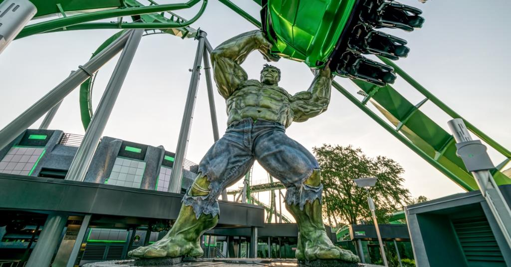 incredible hulk coaster - HD1200×797