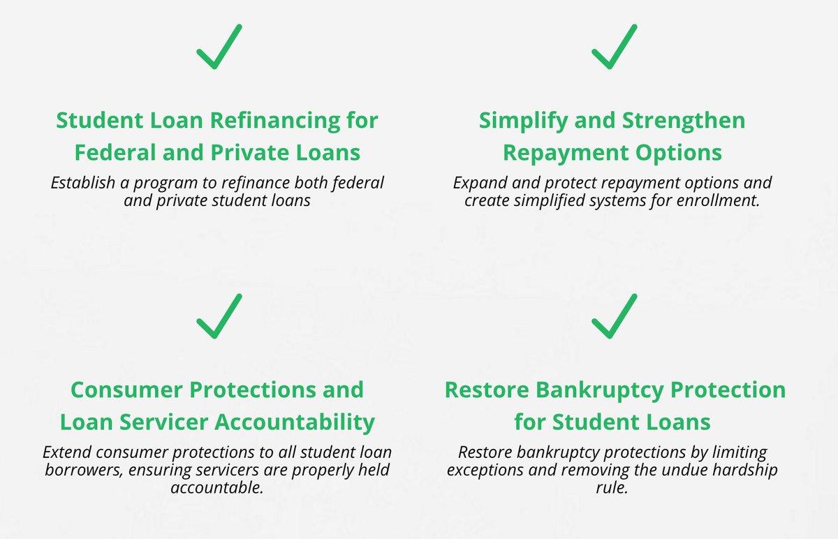 Refinance Student Loans >> Cody Hounanian On Twitter Hillaryclinton Wants To