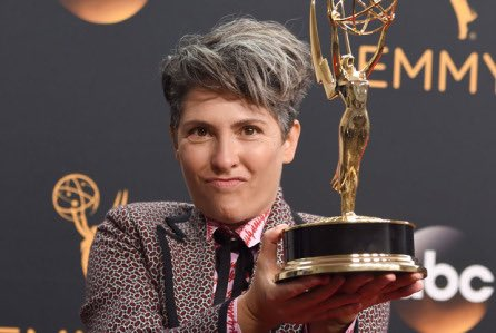 The past four years, all the Emmy winners for best director in a comedy series were women: https://t.co/jPveDlmFJc https://t.co/RBHqTFqeQ5