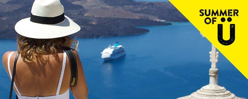 Sail your way through a #Europe #summer, Greek Island Hopping, 13 days with @Contiki $2,252* https://t.co/HBQQ7XI1H4 https://t.co/cqTFjyGgiH